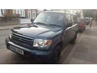 Mitsubishi shogun pinin 1.8 16v low mileage quick sale