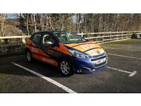 Driving lessons In Cardiff. Andrew Morse BSM Driving Instructor