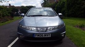 Honda Civic for sale. 2.2 Diesel (New shape) Good condition. Female doctor owner REDUCED PRICE