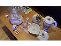 Kenwood Mixer/Blender/Juicer/Processor with accessories
