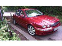 Jaguar x type diesel , 2005, ONLY 82500 miles