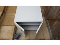 Wheeled Collapsible Cabinet