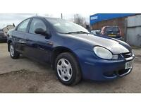 Chrysler neon petrol drives superb 295