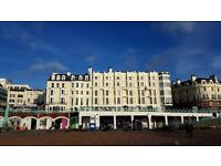 Receptionist Required at the Queens Hotel Brighton