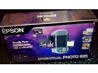 Epson stylus photo printer. Collect today cheap