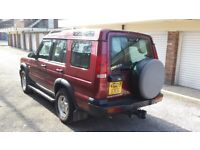 land rover discovery td5 auto 7 seater mot till July 2021 2.5 turbo diesel £2500 NO OFFERS