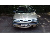 Technically efficient Renaulta Lagoon from 1998 for sale! GOOD PRICE