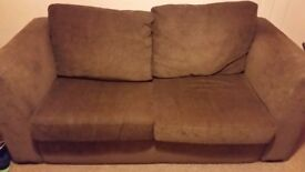 Sofa bed. Double free of charge