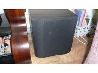 b&w asw675 subwoofer