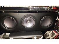 For Sale Speakers KEF Q200C