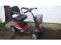 Mobility Scooter Heartway Zen S11