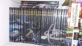 STAR TREK GRAPHIC NOVEL COLLECTION ISSUES 1 TO 135 AND ALL SPECIALS AND FREE GIFTS