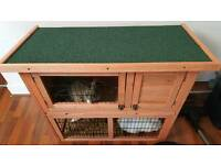BRAND NEW Hutch/Cage and run