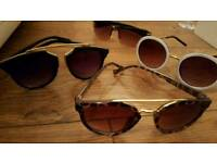 Ladies sunglasses bundle
