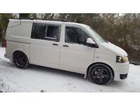 Vw transporter 8 seat caravelle