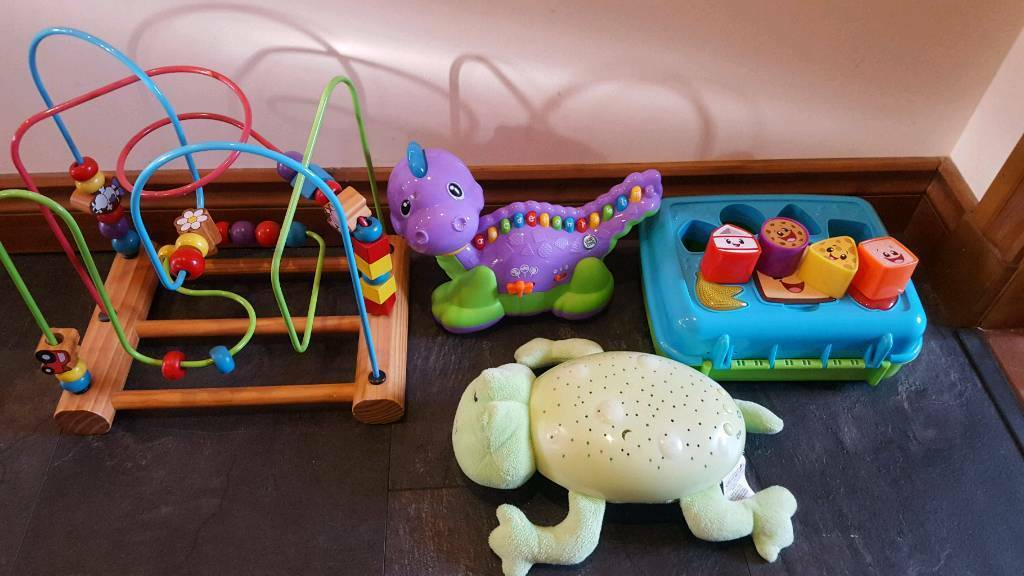 Night light and interactive Toy bundle