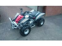 Loncin 200cc quad/atv. Runs perfectly!!