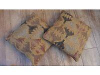 Kilim Cushions - (Pair) - Set 1