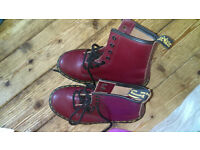 Dr Martins The Originals UK size 3