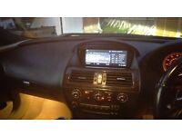 BMW 635D M Sport 3.0 Diesel SAT Nav Long MOT