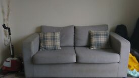 Two seater sofa urgent sale