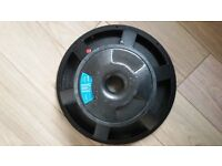 """3 x 15"""" Bass Sub Speaker Drivers For Sale."""