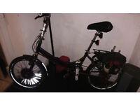 Motorised bicycle bike Honda GX35