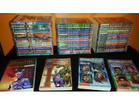 Animorphs Book Collection by K A Applegate
