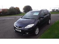 MAZDA MAZDA 5 1.8 TAKARA 2010,1 OWNER,7 Seater,Alloys,Air Con,Privacy Glass,51,000mls,Very Clean