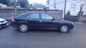 07 Ford Mondeo - Spares or repairs.