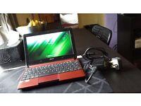 Acer Aspire One ZE6 10.1'' Laptop Netbook N570 1.66 GHz 250GB HDD 1GB RAM