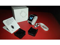 **EXCELLENT CONDITION K8® ANDROID 4.2 SMARTWATCH/PHONE with GOOGLE PLAY NOW £49.99!!**