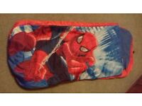 Spiderman blow up bed