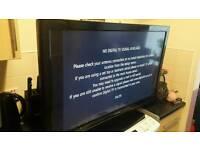 "40"" Toshiba lcd tv"