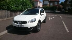 Qashqai 1.5 N-Tec, diesel, sun roof, full service history, great condition, one owner.