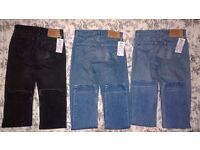"""20 pairs of mens jeans. 28"""" 30"""" & 32"""" waist. Levi, Firetrap, D&G and more."""
