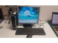 SMALL HP DESKTOP PC WITH WIFI