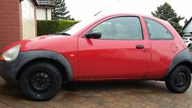 FORD KA -2003- FOR SALE-RED