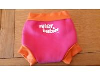 waterbabies neonappy baby swimsuit