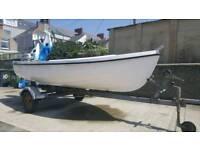 Orkney Spinner 13 ft fishing boat