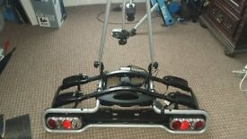 x2 bike rack that fits on you tow bar