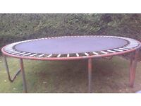 Large 9ft trampoline