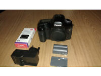 Canon 5D mark I / classic includes super precision focus screen, 2 x batteries, charger