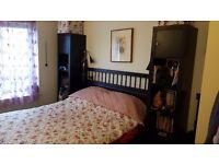 HEMNES bedroom furniture (including kingsize bed)