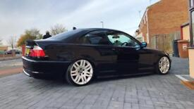 BMW E46 320cd MSport 2004