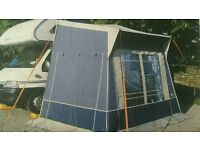 Ventura Freestander High drive away awning for camper or motorhome