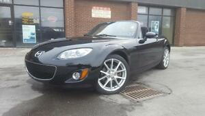 2009 Mazda MX-5 GS POWER HARD TOP CONVERTIBLE 19K ONLY