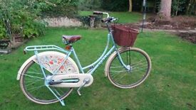 Dawes Countess Ladies Dutch Style Bicycle, Brookes saddle, low usage.