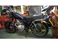 Suzuki SR125 Xmas Bargain