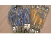 Job Lot X 50 Garlic Crushers & Ice Cream Scoops Brand New Items